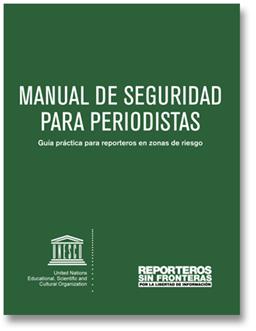 Manual Seguridad para periodistas