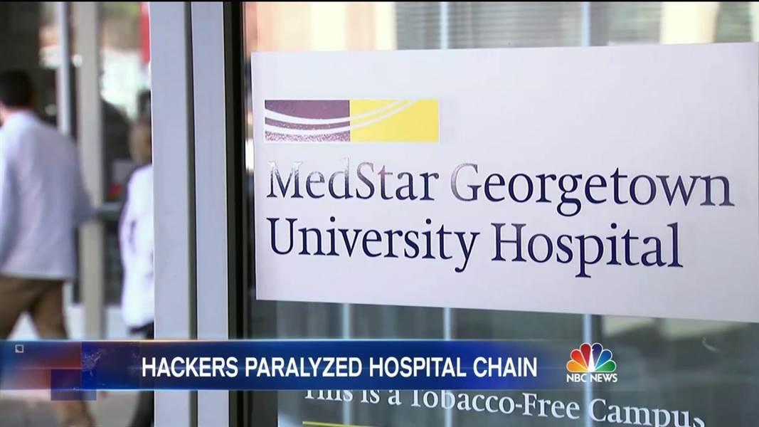 88% de los ataques de ransomware tienen como objetivo los hospitales