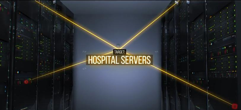 basado en hechos reales : Cybereason elimina un ataque en un hospital – Video