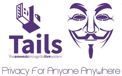 Tails con OnionShare para compartir archivos de forma anonima