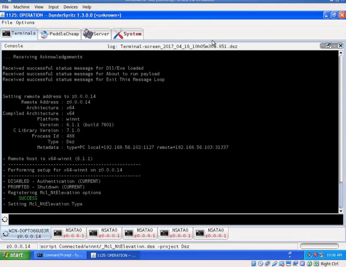 Como hackear como la NSA [Video]