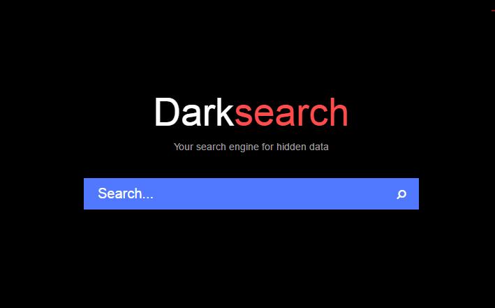 DarkSearch – Un motor de búsqueda más profundo.