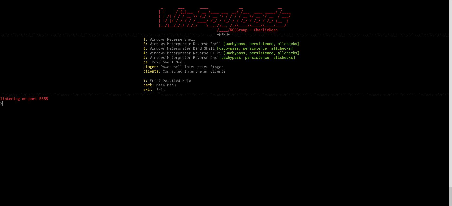 Winpayloads – genera payloads para windows  [Video]
