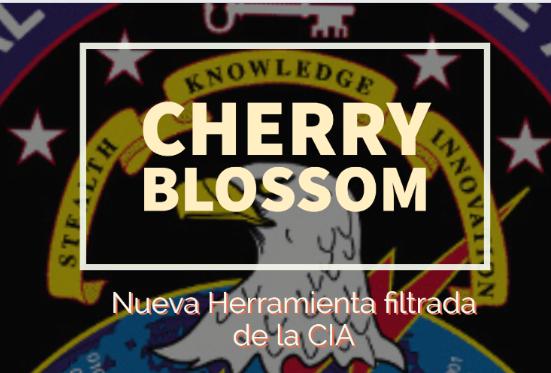 "Wikileaks revela "" Cherry Blossom"" –  Sistema de hackeo inalámbrico utilizado por la CIA"
