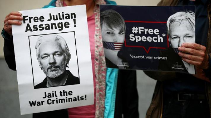 El juicio de extradición de Julian Assange a Estados Unidos será en febrero de 2020