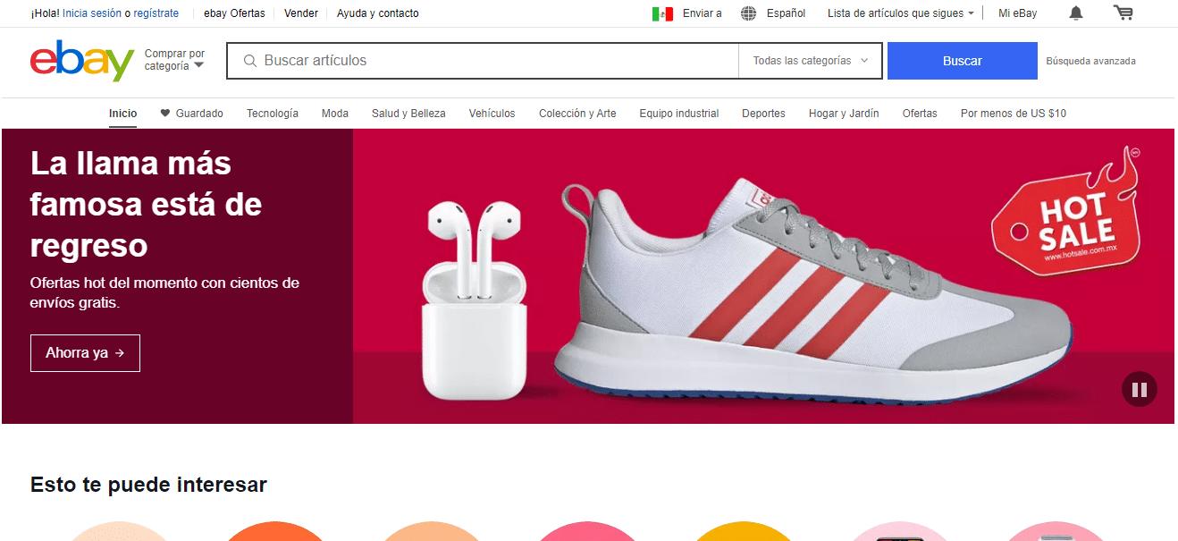 Ebay escanea las computadoras de los visitantes en busca de programas de acceso remoto
