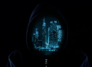 Hacker Attack Mask Binary One  - geralt / Pixabay
