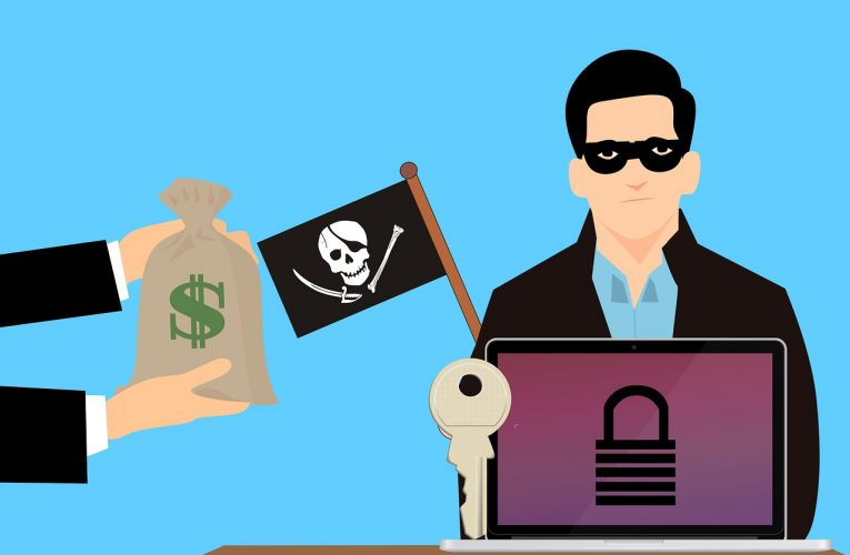Ransomware Cyber Crime Attack  - mohamed_hassan / Pixabay